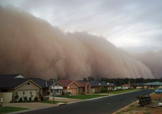 Fırtına fotoğrafları 13