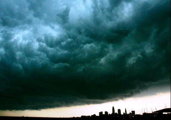 Fırtına fotoğrafları 16