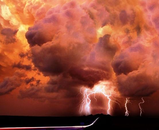 Fırtına fotoğrafları 3