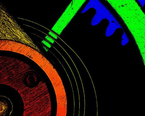 Mikro Fotolarda İlahi Sanat 4