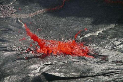Etiyopya'daki ateş çukuru 11