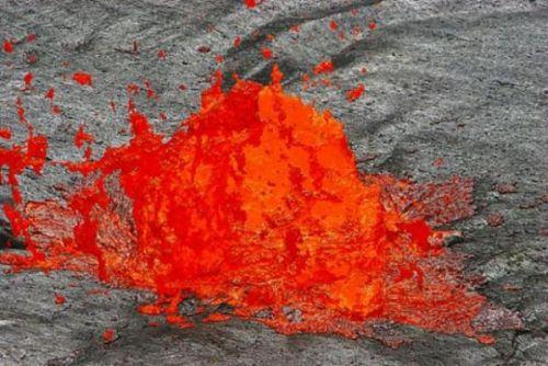 Etiyopya'daki ateş çukuru 12