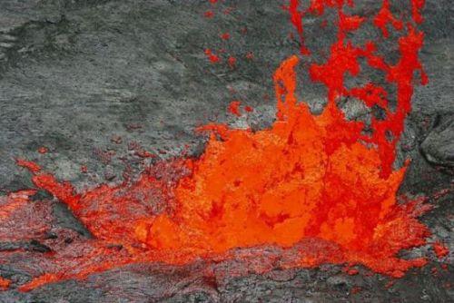 Etiyopya'daki ateş çukuru 13