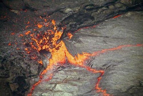 Etiyopya'daki ateş çukuru 14