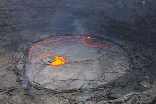Etiyopya'daki ateş çukuru 2