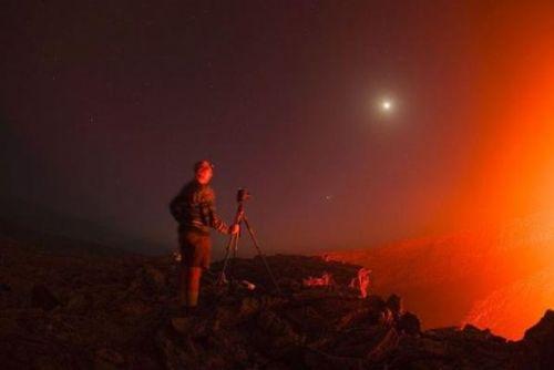 Etiyopya'daki ateş çukuru 20