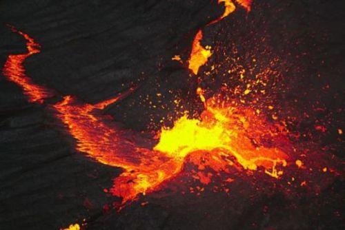 Etiyopya'daki ateş çukuru 23