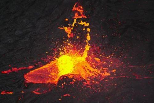 Etiyopya'daki ateş çukuru 24