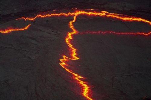 Etiyopya'daki ateş çukuru 27