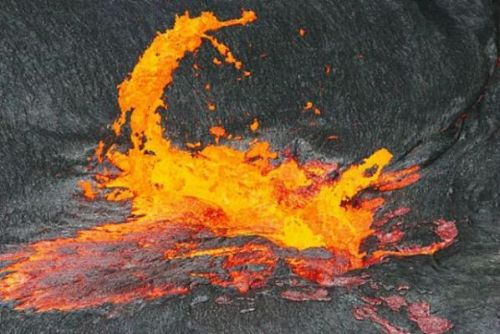 Etiyopya'daki ateş çukuru 28