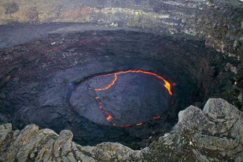 Etiyopya'daki ateş çukuru 4