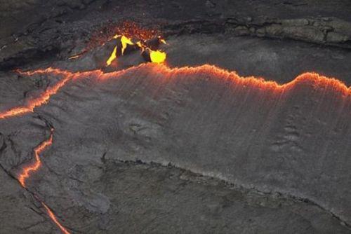 Etiyopya'daki ateş çukuru 8