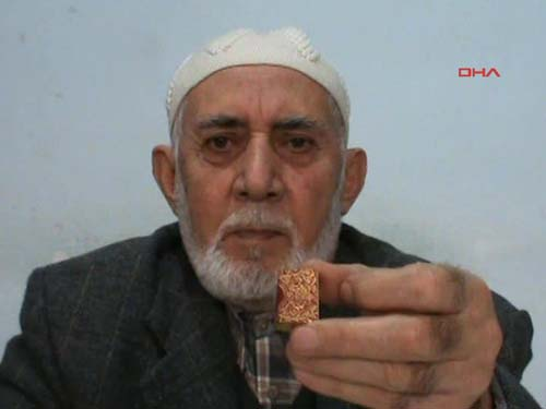 2.8 santimlik Kur'an-ı Kerim 1
