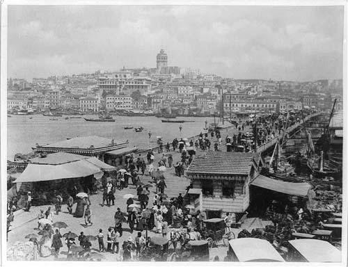1920 yılında İstanbul 1