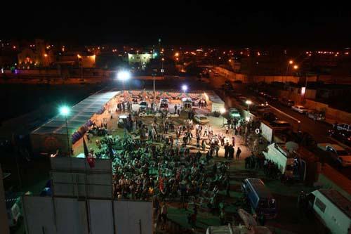 Filistin konvoyundan fotolar 27