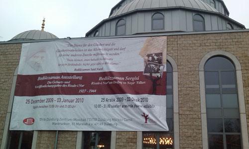 Almanya'da Bediüzzaman sergisi 2
