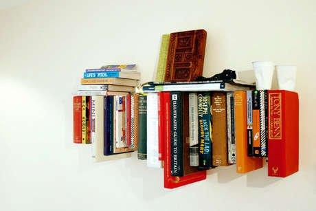 Kitap okutan kitaplıklar 5