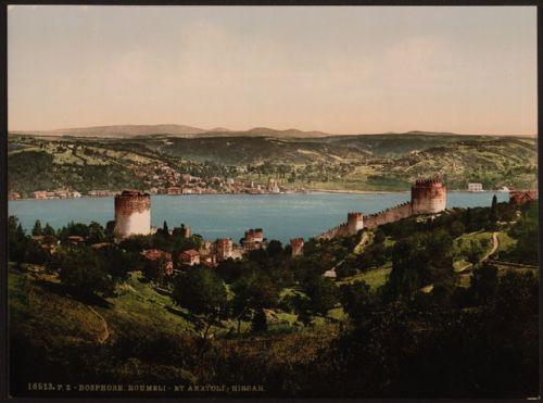 Eski İstanbul'un renkli hali 1