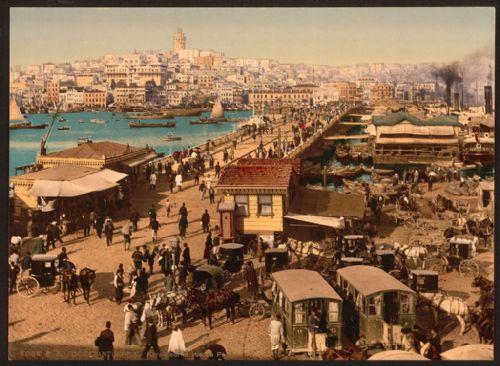 Eski İstanbul'un renkli hali 10
