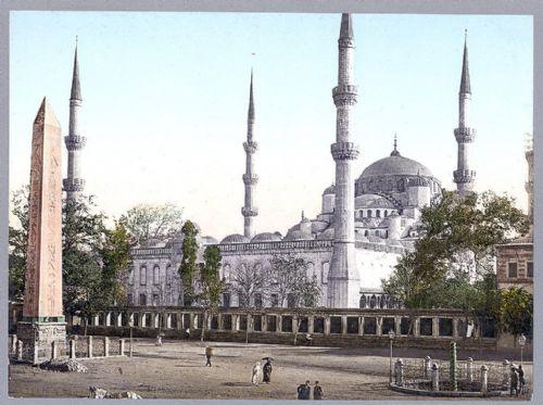 Eski İstanbul'un renkli hali 11