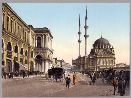 Eski İstanbul'un renkli hali 12