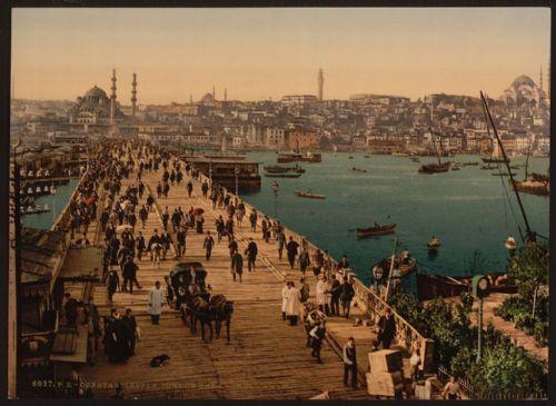 Eski İstanbul'un renkli hali 13