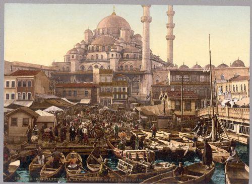 Eski İstanbul'un renkli hali 15