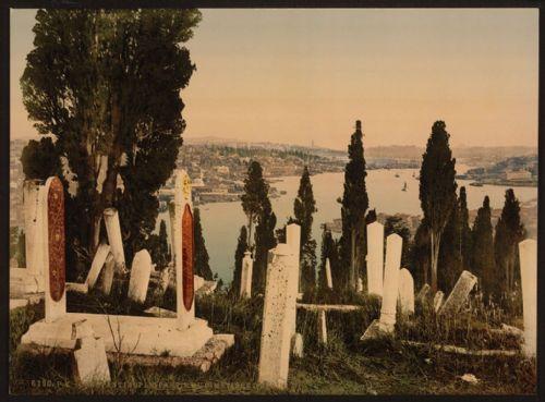 Eski İstanbul'un renkli hali 17