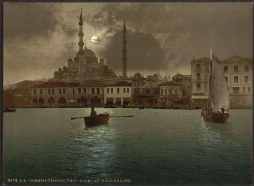 Eski İstanbul'un renkli hali 19