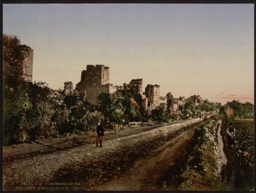 Eski İstanbul'un renkli hali 2
