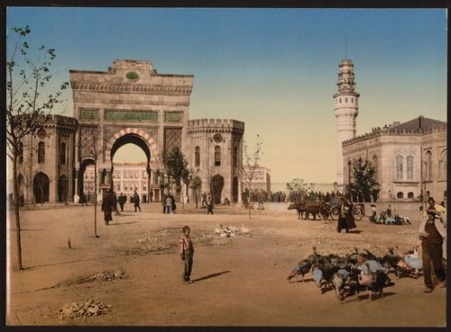 Eski İstanbul'un renkli hali 4