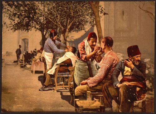 Eski İstanbul'un renkli hali 6