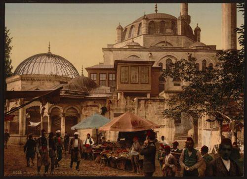 Eski İstanbul'un renkli hali 7