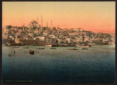 Eski İstanbul'un renkli hali 8