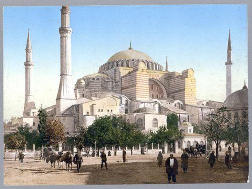 Eski İstanbul'un renkli hali 9