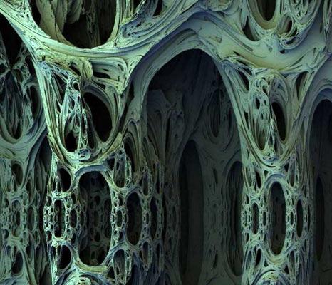 Kırık yüzeylerdeki muhteşem sanat 1
