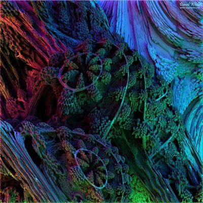 Kırık yüzeylerdeki muhteşem sanat 10