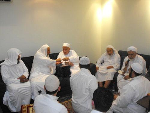 Mekke Nur Dersanesi açılışı 71