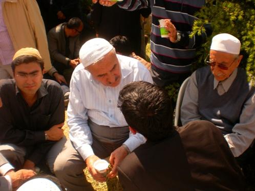 Ali İhsan Tola Ağabey dualarla uğurlandı 14