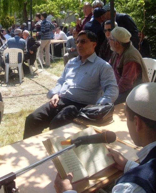 Ali İhsan Tola Ağabey dualarla uğurlandı 19