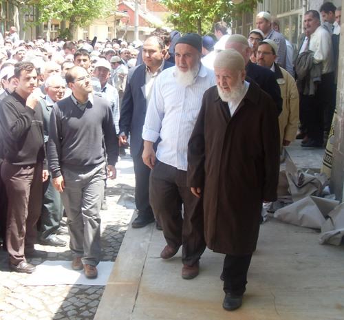 Ali İhsan Tola Ağabey dualarla uğurlandı 21
