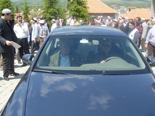 Ali İhsan Tola Ağabey dualarla uğurlandı 25