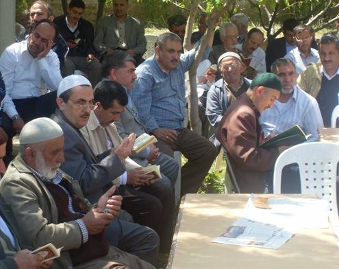 Ali İhsan Tola Ağabey dualarla uğurlandı 30