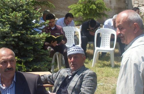 Ali İhsan Tola Ağabey dualarla uğurlandı 31