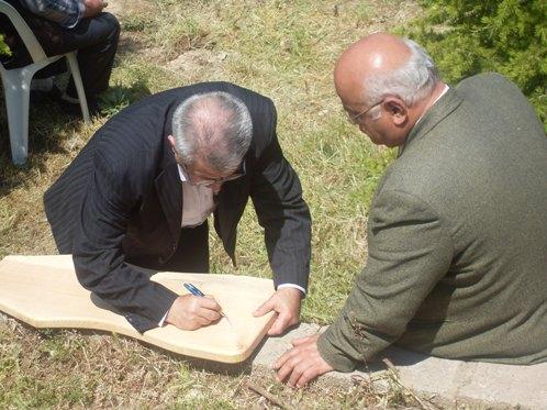 Ali İhsan Tola Ağabey dualarla uğurlandı 32