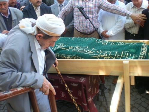 Ali İhsan Tola Ağabey dualarla uğurlandı 4