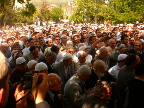 Ali İhsan Tola Ağabey dualarla uğurlandı 5