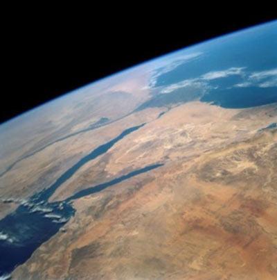 Uzaydan dünyaya bakış 1