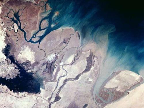 Uzaydan dünyaya bakış 10