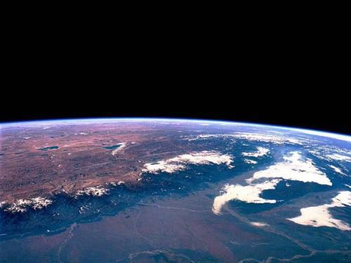 Uzaydan dünyaya bakış 11